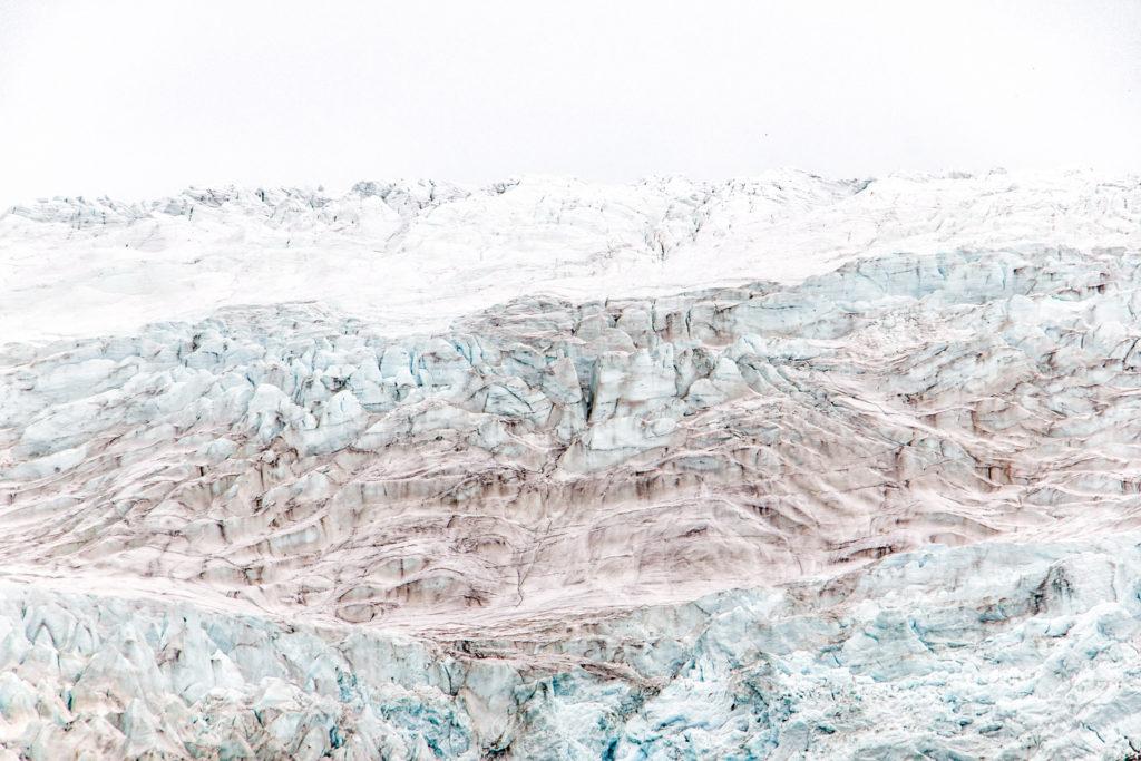 Nordskjolen Glacier Svalbard