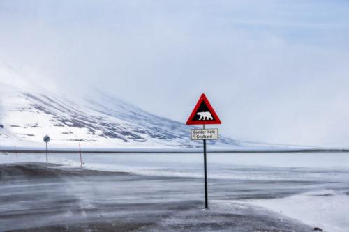 The Red Zone: Longyearbyen, Svalbard